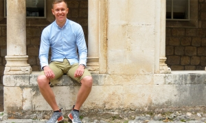 Florian Schacht – Studying in Dubrovnik has been an education in more ways than one