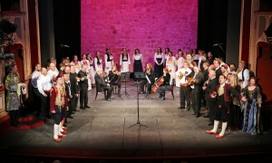 Free concerts of vocal groups to continue this week