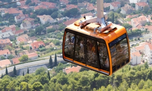 Dubrovnik Cable Car to stay open until Saturday