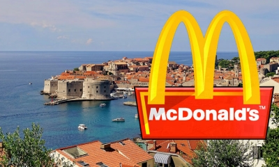 Golden Arches coming to Dubrovnik