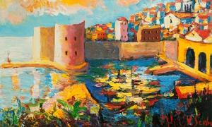 Order Dubrovnik Art to takeaway