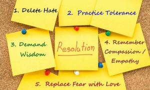 Top 10 New Year resolutions for 2018