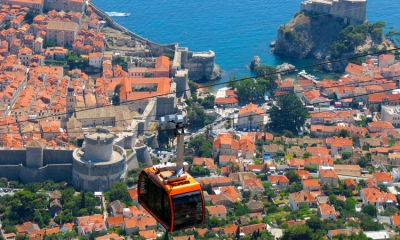 On this day – Dubrovnik cable car started running