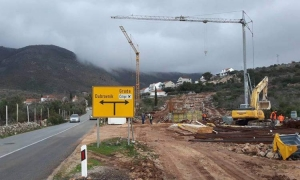 Cavtat to get a new entrance road in a 20 million Kuna project