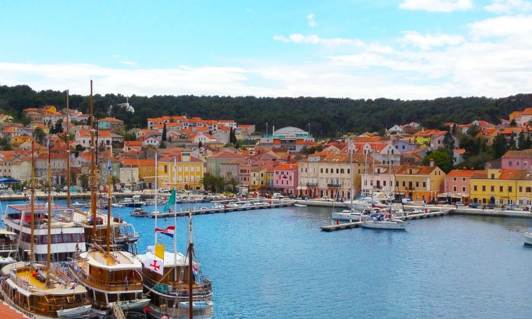 Vogue discovers the picture-perfect island of Losinj