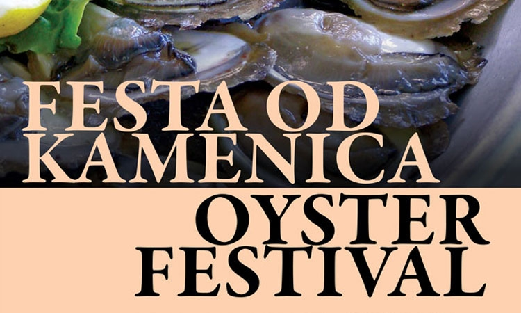 Festival of Oysters in Dubrovnik