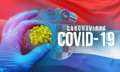 Coronavirus Croatia – 388 new cases of Covid-19 across Croatia over past 24 hours