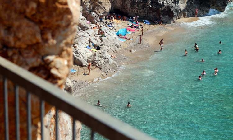 Sea quality in Dubrovnik marked as excellent on 114 beaches