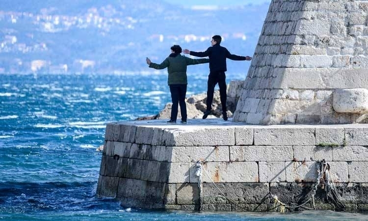 Moderate cold wave expected in the Dubrovnik area