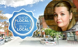 INTERVIEW – Morana Petricevic – GO LOCAL providing information on local products and restaurants that have a delivery service during the COVID-19 crisis