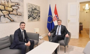 FRANKOVIC AND PLENKOVIC MEETING: Introduction of charter flights is necessary to save the tourist season in Dubrovnik