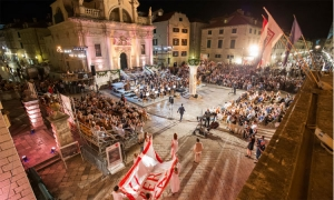 Letter to the Editor - Dubrovnik, a true architectural masterpiece, an enchanting stage almost custom made for a Shakespearean play