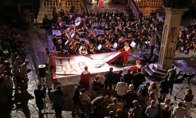Closing ceremony of 67th Dubrovnik Summer Festival