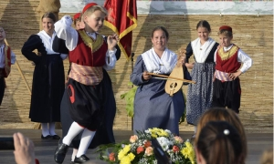 Traditions respected with Small Folklore Festival on Osojnik