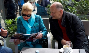 Ivana Trump visits Croatia for Miss Universe pageant