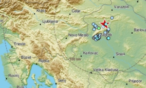 Zagreb rocked by earthquake this morning