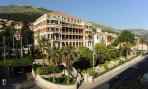 Hilton Imperial Dubrovnik closed over the winter months