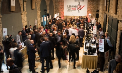 FestiWine Dubrovnik is always popular