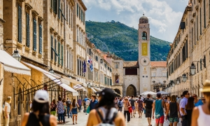 Bumper start to July for Croatian tourism industry