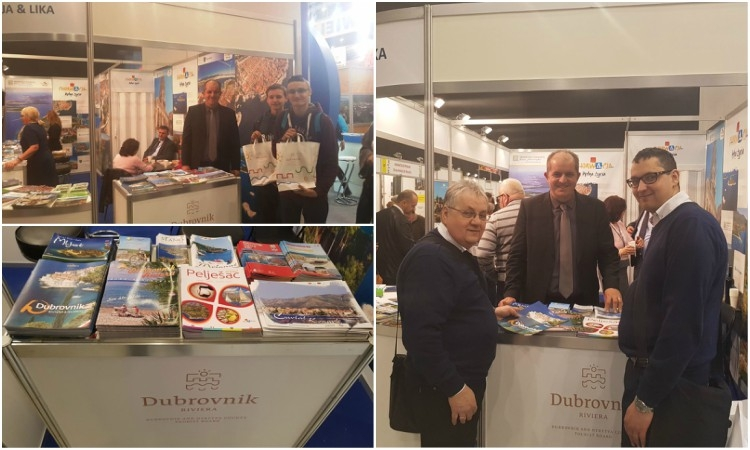 Dubrovnik-Neretva County Tourist Board at GLOBalnie Fair
