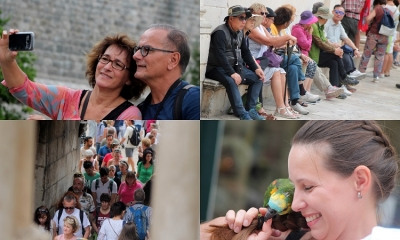 PHOTO GALLERY – Dubrovnik Sunday moments