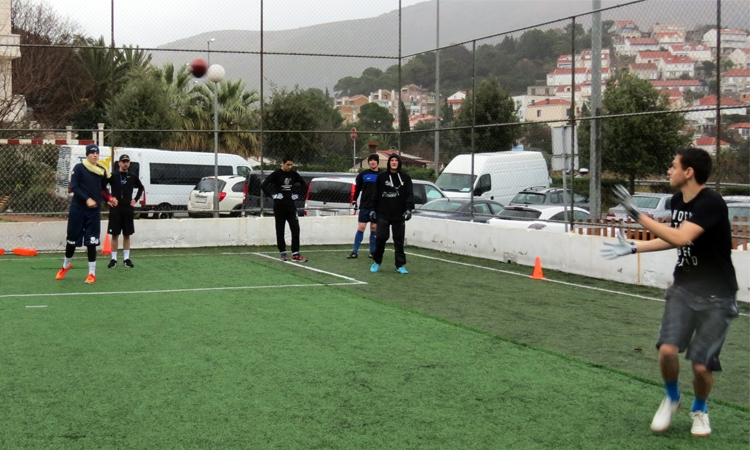 Dubrovnik Sharks hold try-out for new players
