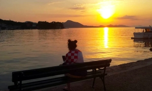 VIDEO – Celebrations for second place on Dubrovnik island