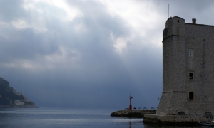 Sunshine on hold in Dubrovnik as storms hit