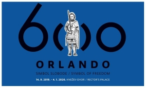 Orlando – symbol of freedom exhibition to open in the Rector's Palace