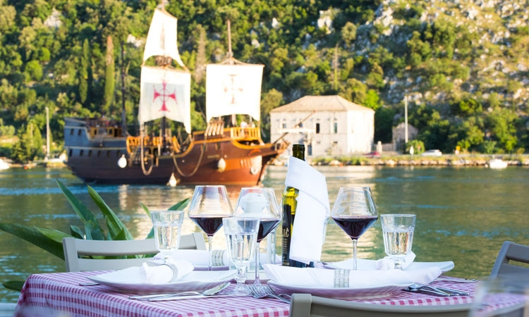 Restaurant Bogo – gastronomic adventures on the riverbank
