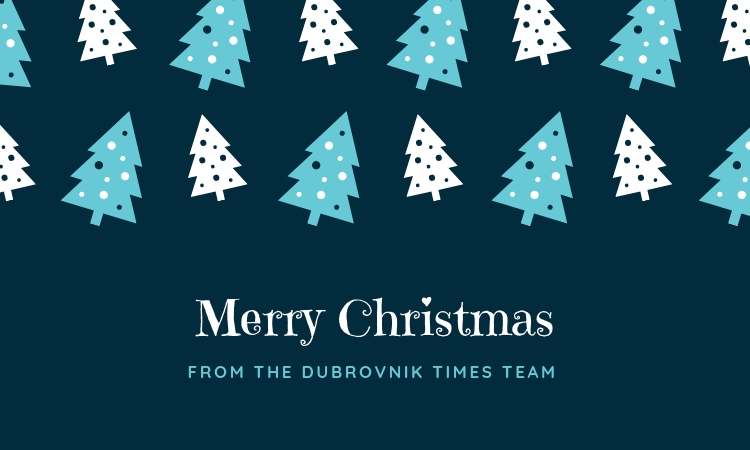 Merry Christmas for The Dubrovnik Times team