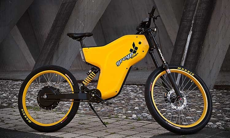 Greyp electric bikes find a new future