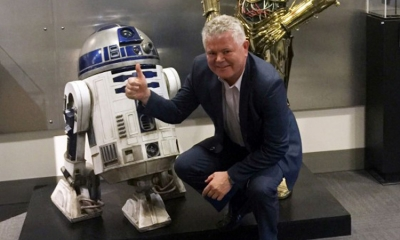 Mayor of Dubrovnik at Lucasfilm - dream come true