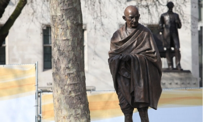 Gandhi statue to be constructed in Zagreb