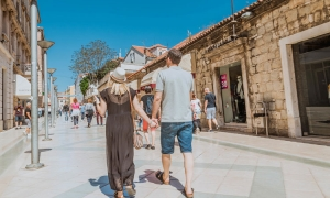 Americans the most numerous tourists in Split in 2019