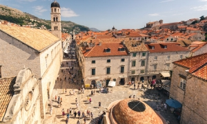 Best quality of life in Croatia - Dubrovnik