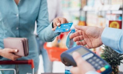 3.38 million Croatians have a credit card and use is rising