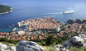 Over 50 percent of all cruise ship arrivals in Croatia this year have been in Dubrovnik