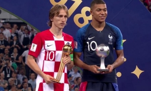 The Golden Ball coming to Croatia with Luka Modric