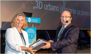 The City of Dubrovnik wins 3D Urban Planning Award for the Smart and Sustainable city
