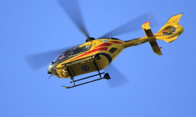 Four helipads to be financed by US government