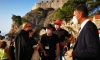 "Dubrovnik Mayor visits the film crew of ""Islander"""