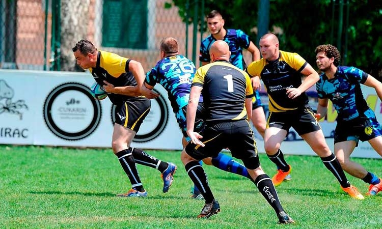 Invictus kick off this weekend