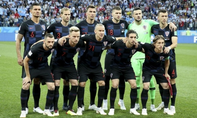 Croatian line-up looking strong