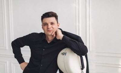Russian cellist Dmitry Prokofiev to perform tonight