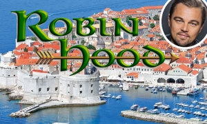 Leonardo DiCaprio to produce new Robin Hood adventure in Dubrovnik