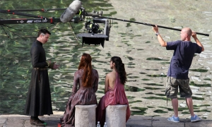 Game of Thrones filming in Dubrovnik