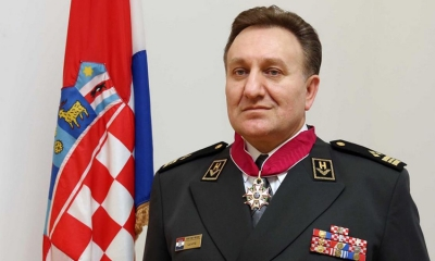 Order of the Legion for Croatian General