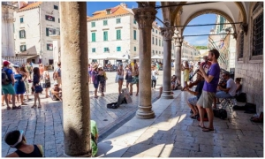 DUBROVNIK IS BREAKING RECORDS: Four million overnight stays reached 17 days earlier than last year