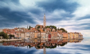 Rovinj appears on another world list